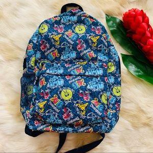 DISNEYLAND 2016 school backpack girl or boy Disney